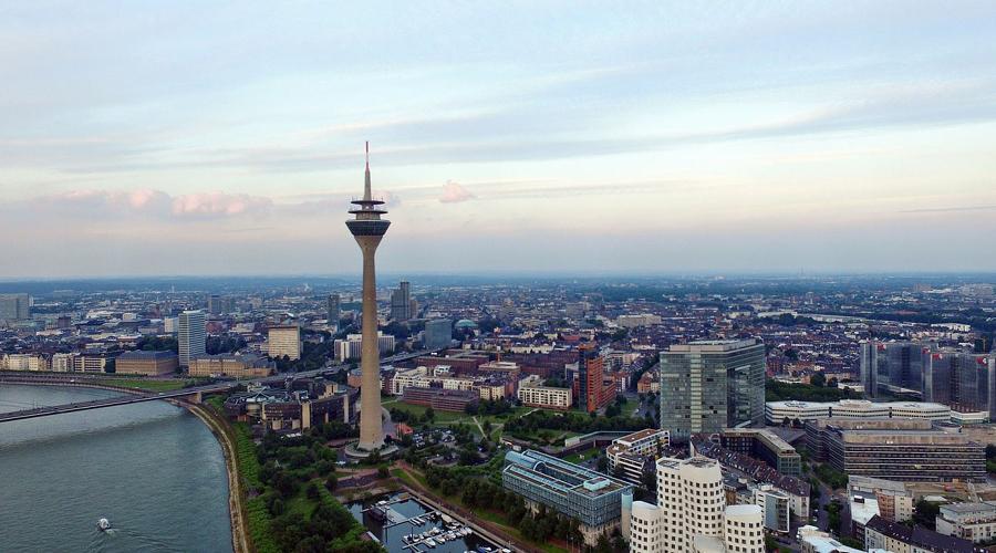 Meet us in Düsseldorf