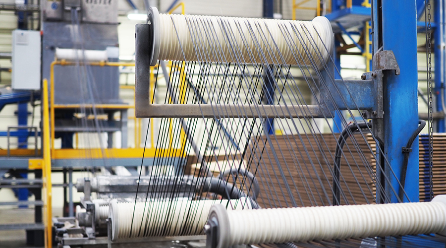 Historic machine investment at Polykemi in Sweden