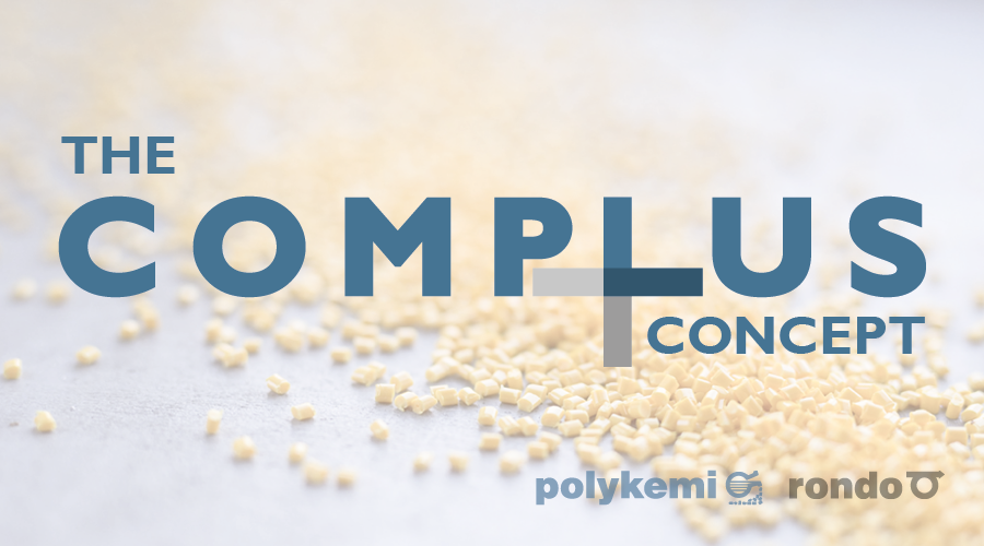 Polykemi and Rondo Plast presents the COMPLUS Concept